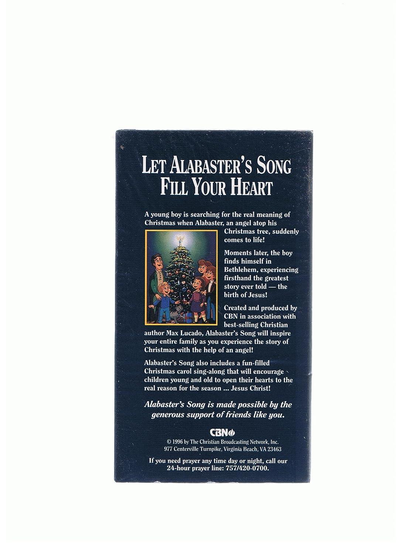 Amazon com: Alabaster's Song: Max Lucado: Movies & TV