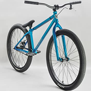 Mafiabike Blackjack Dirt Street Jump Bike de 26 pulgadas. 4 ...
