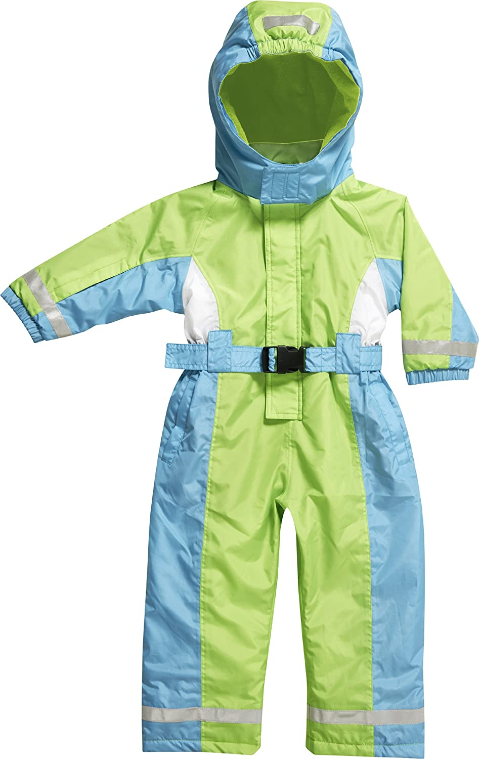 Playshoes Boys Waterproof and Breathable Overall Ski and Snowboarding Snowsuit 431100