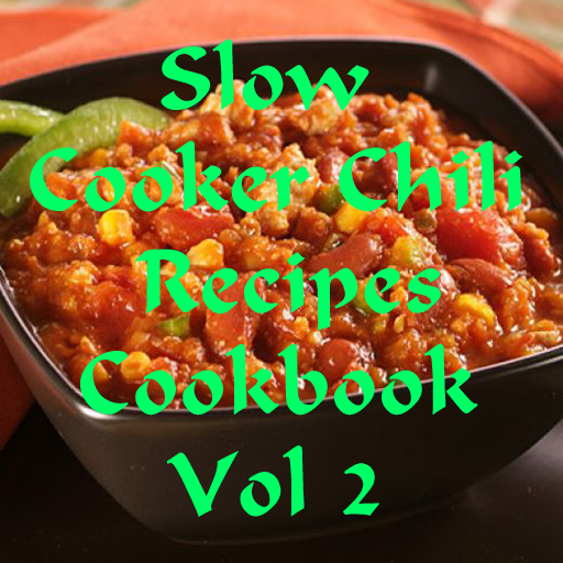 Slow Cooker Chili Recipes Cookbook Vol 2