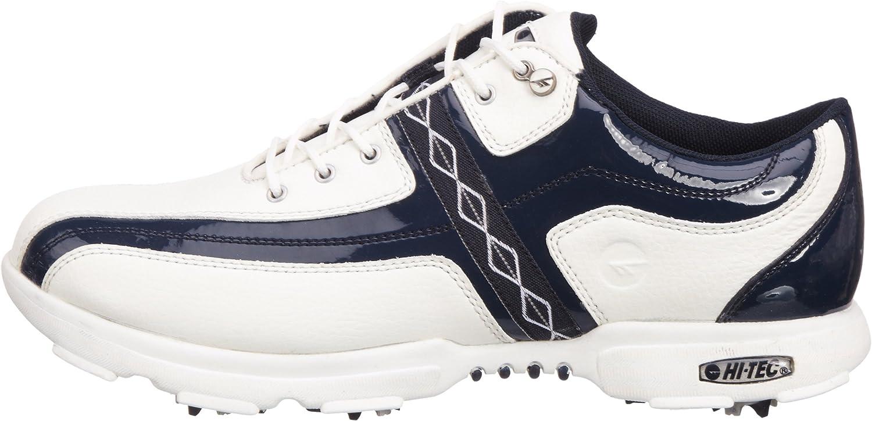 Navy Golf Shoe G001258/011/01 7.5 UK