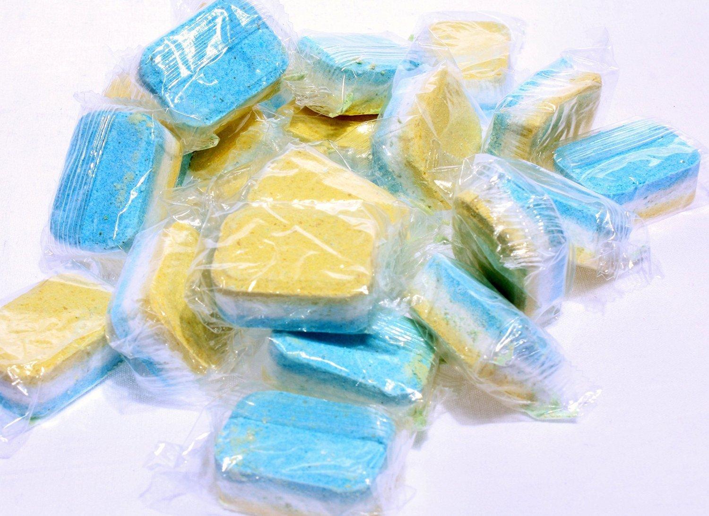 20 Kg (1000 unidades) pastillas para lavavajillas 12 en 1 en ...