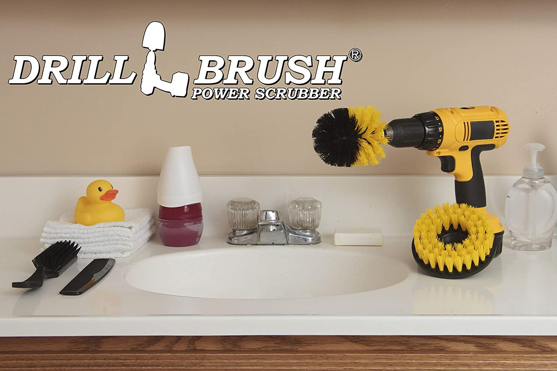 and Tile Power Scrubber Brush Tub Shower