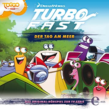Turbo FAST 04. Tag am Meer
