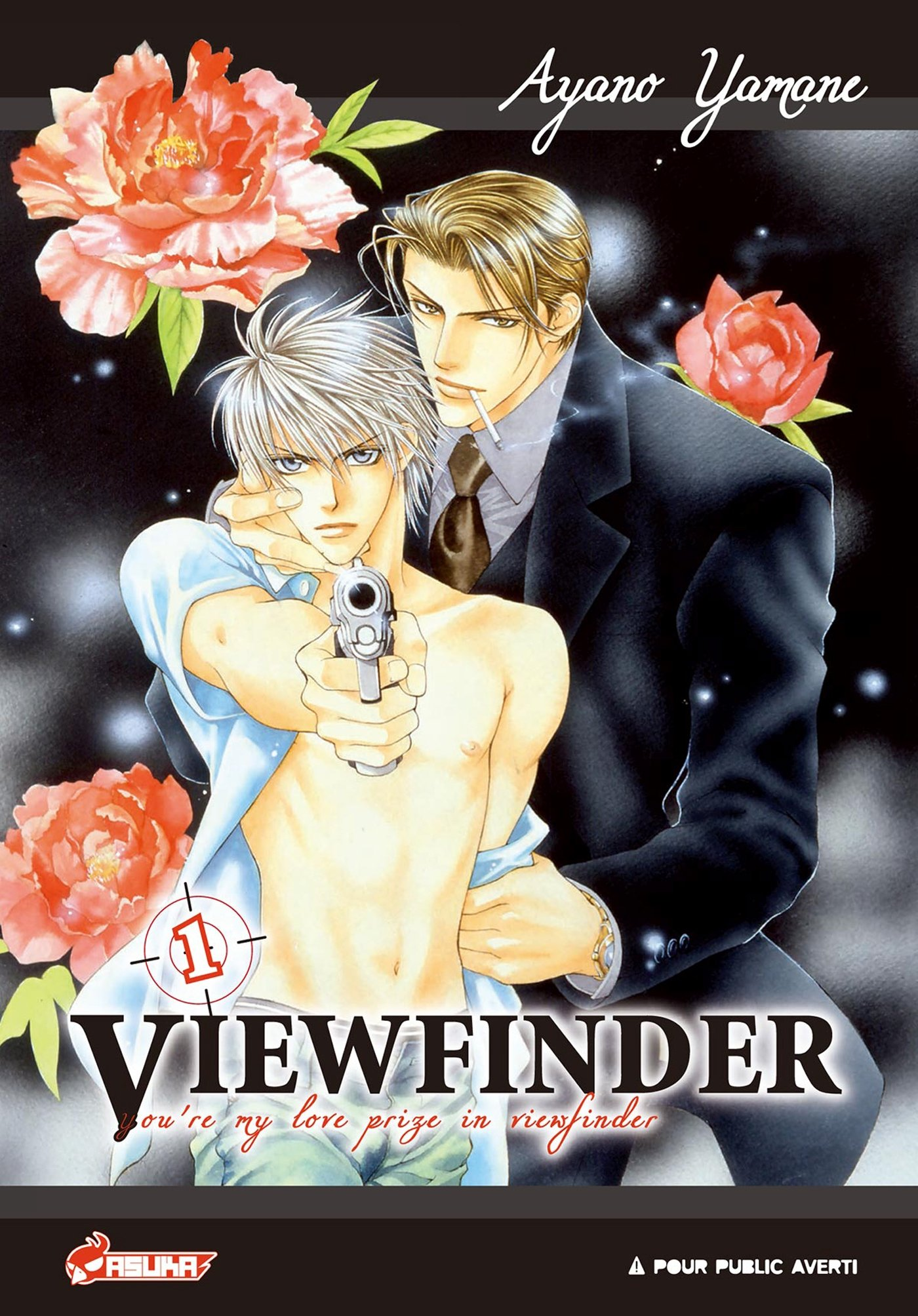 Viewfinder, Tome 1 :