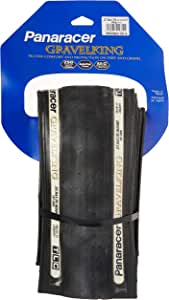 Panaracer GravelKing SK Folding Tire, Black with Brown sidewall