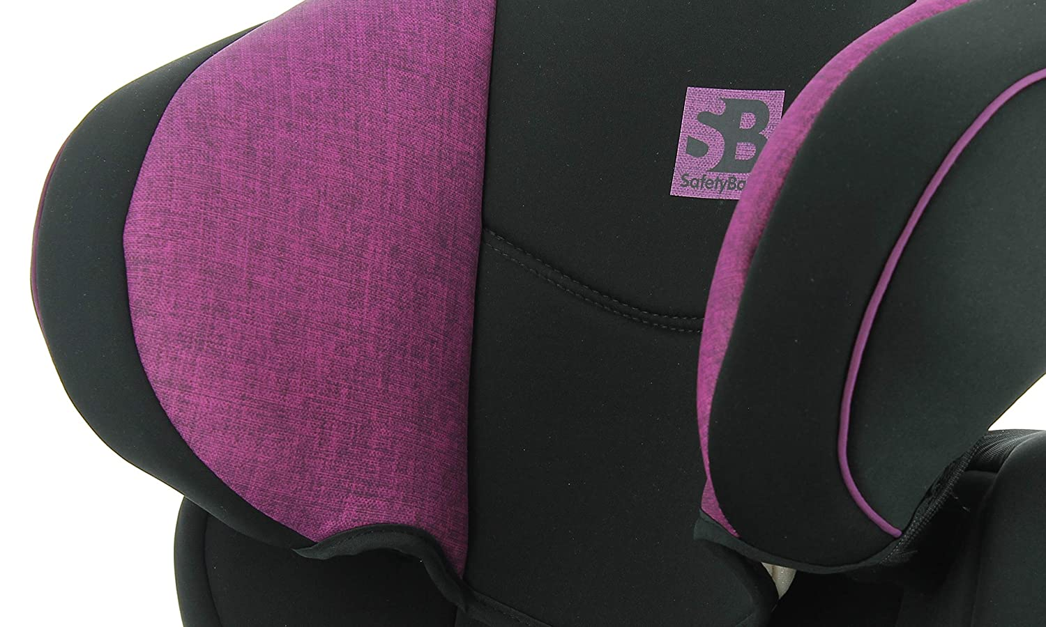 -3 /étoiles aux tests ADAC NANIA 9-36kg violet Safety Baby Si/ège auto isofix IMAX groupe 1//2//3