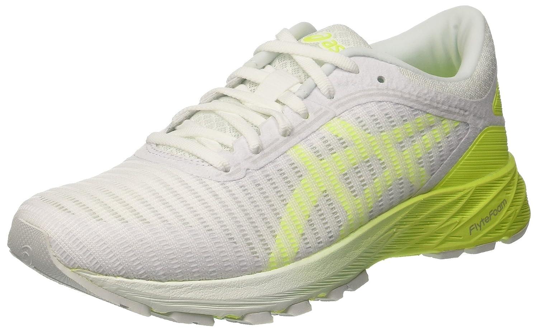 blanco (blanco Safety amarillo Aruba azul 0107) ASICS Dynaflyte 2, Hauszapatos de Running para mujer