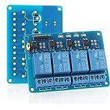 Neuftech-5V module de relais -4canal pour Arduino ARM PIC AVR DSP