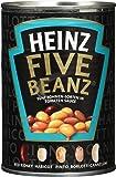 Heinz Baked Five Beanz, 6er Pack (6 x 415 g)