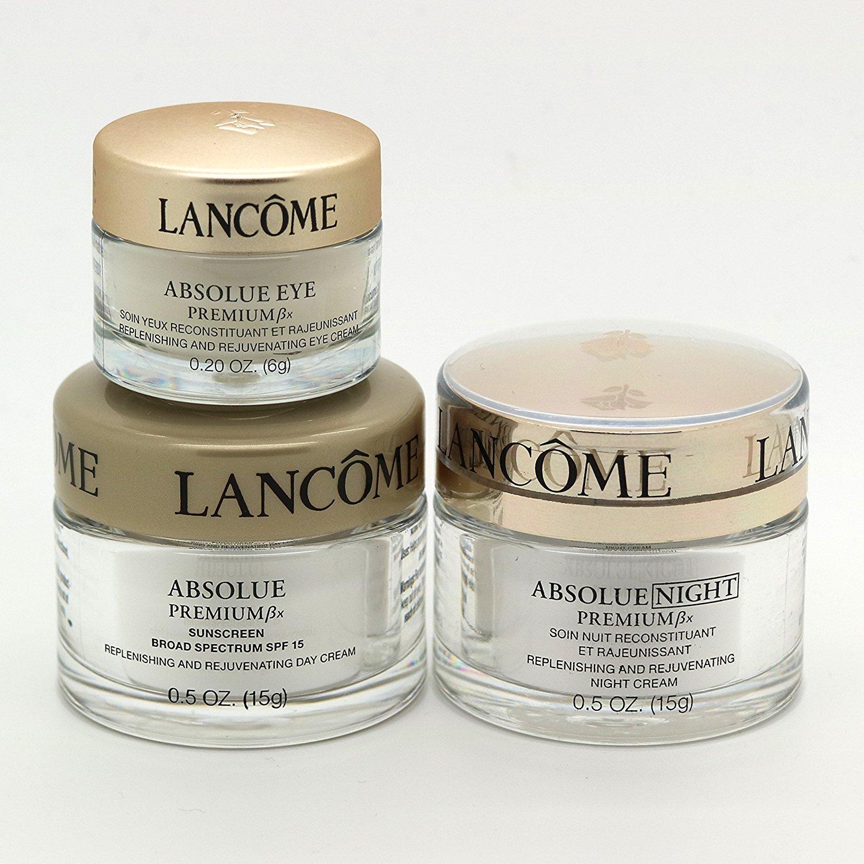 Absolue Premium Bx Replenishing and Rejuvenating Day + Night + Eye