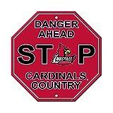 Fremont Die NCAA Louisville Cardinals Stop
