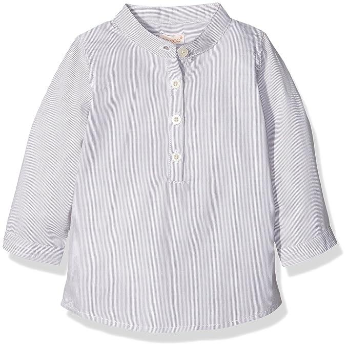 Gocco W66CMLCO102VB - Camisa de rayas para bebé-niñas: Amazon.es: Ropa y accesorios