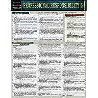 Professional Responsibility: a QuickStudy Laminated Reference Guide (Quickstudy Reference Guide)