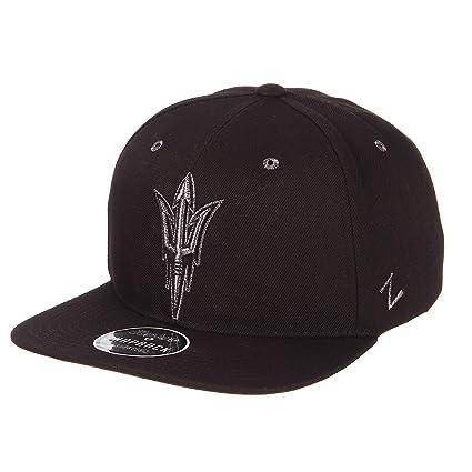 8de7d8b3b92 Amazon.com   ZHATS NCAA Arizona State Sun Devils Men s Z11 Ebony ...