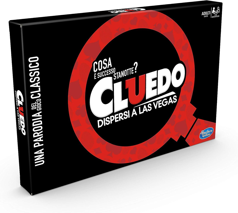 Hasbro Gaming – Juego Cluedo Disperso a Las Vegas, Multicolor, E4978103: Amazon.es: Juguetes y juegos