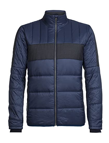 09b37c871 Icebreaker Merino Men's Stratus X Jacket, Merino Wool, Down Alternative