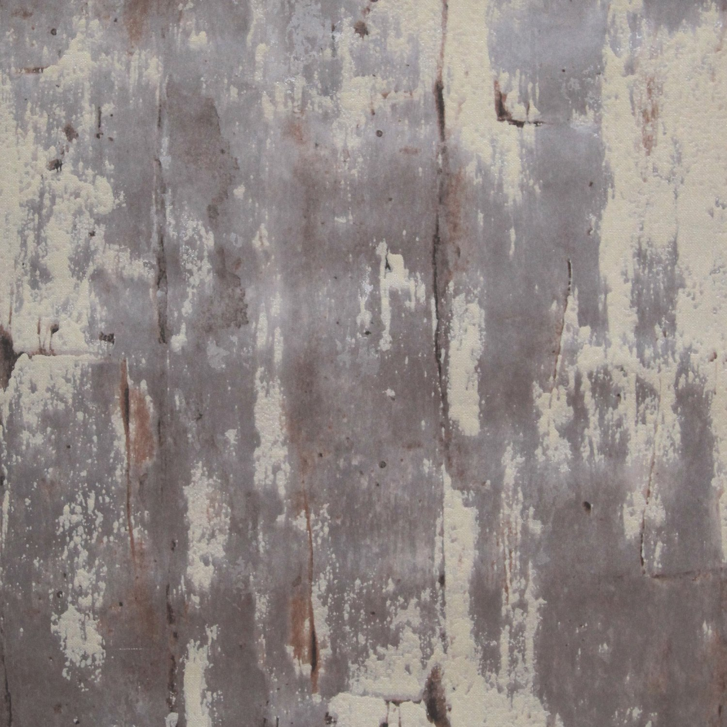 3D Concrete Wallpaper for Living Room Background Bedroom, Textured Rustic Gray Cement Look Wallpaper (Unpasted) Roll, 20.8 inch x 32.8 Feet, 1 Roll Pack