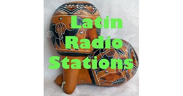 Amazon.com: Top 25 Latin Music Radio Stations: Appstore for ...