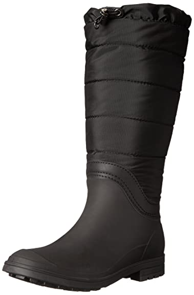 Amazon.com | Kamik Women's Leeds Insulated Rain Boot | Mid-Calf