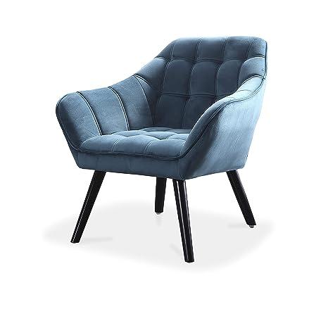 Adec - Olden, Sofa Individual de una Plaza, Sillon Descanso ...