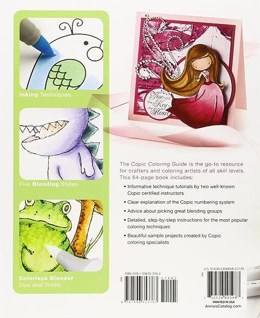 Basics Copic Coloring Guide: Colleen Schaan, Marianne Walker ...