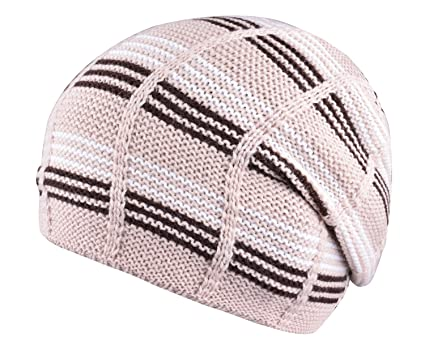 Mens Large Stocking Cap Winter Knit Caps Classic Beanie Hats For