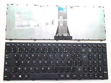 Azerty francés teclado para Lenovo IdeaPad G50 G50 - 30 G50 - 45 G50 - 70 G50 - 80 Flex 2 - 15: Amazon.es: Electrónica