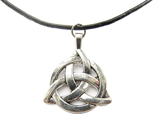 Triangle of Life Necklace