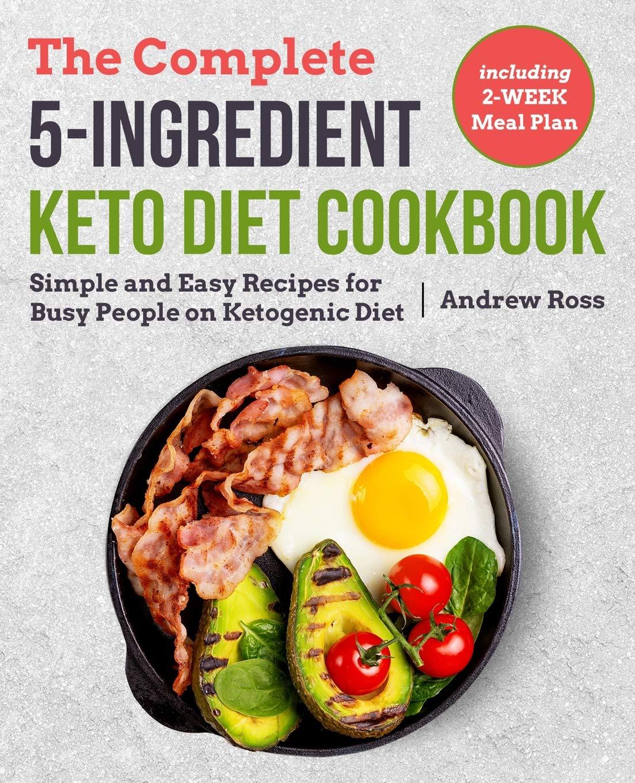 Keto Diet For Beginners Meal Prep Recipe Book Essentials ...