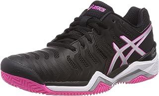 ASICS Gel-Resolution 7 Clay, Chaussures de Tennis Femme E752Y