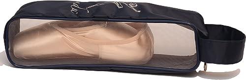 Tendu transpirable zapatillas de Ballet funda con laterales de malla: Amazon.es: Zapatos y complementos