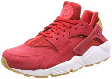 b18f77d6ae Nike Women's Air Huarache Run SD Gym Red/Gym Red Speed Red Running Shoe 5.5