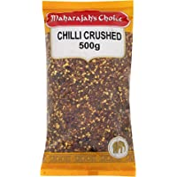 Maharajah's Choice Crushed Chilli Flakes, 500 g
