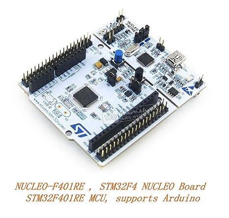 Amazon com: Venel Electronic Component, Nucleo-F401Re, STM32F4