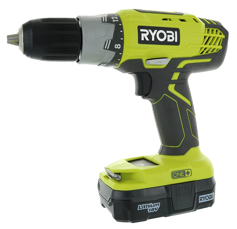Ryobi P1832 18V One Handheld Drill//Driver and Impact Driver Kit 6 Piece Bundle, 1x P277 Drill // Driver, 1x P235 Impact Driver, 1x P118 Dual Chemistry Charger, 2x P102 18V Batteries, 1x Tool Bag