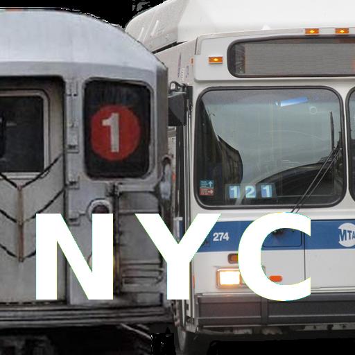 NYC Bus & Subway Live (Best Nyc Mta App)