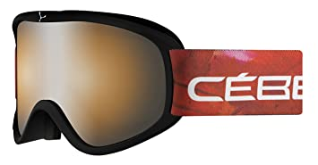 Cébé Cébé Striker Gafas Negro schwarz - Black Fire