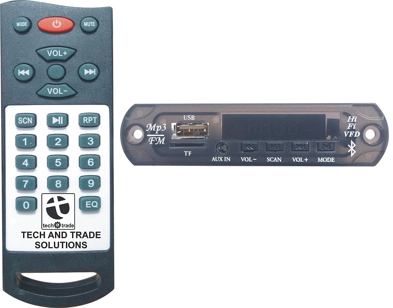 Usb Dc 5v Wireless Bt 2 1 Audio Receiver Board Amplifier Module Fm Bluetooth Circuit Buy Boardbluetooth Boardfm Tech And Trade Diy