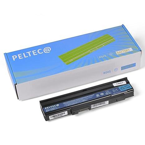 PELTEC@ - Batería de repuesto para portátil Acer Extensa 5635Z, Extensa 5635Z-422G16Mn, Extensa 5635Z-432G16Mn, Extensa 5635Z-432G25Mn, Extensa ...