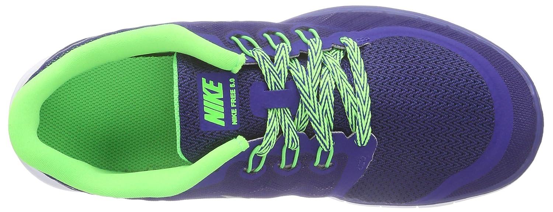 GS NIKE Free 5.0 Boys Running Shoes 725104-403