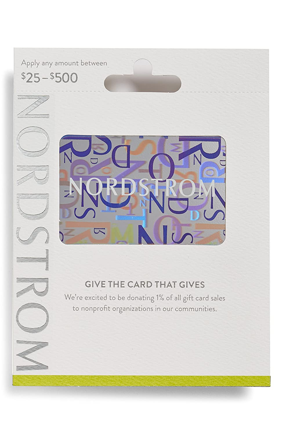 Amazon Nordstrom Gift Card 25 Gift Cards