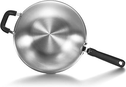 alpha-grp.co.jp Kitchen & Dining Saut Pans 12.6 Inch/32cm ...