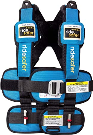 Ride Safer Travel Vest Gen 5 - Best Booster Alternative