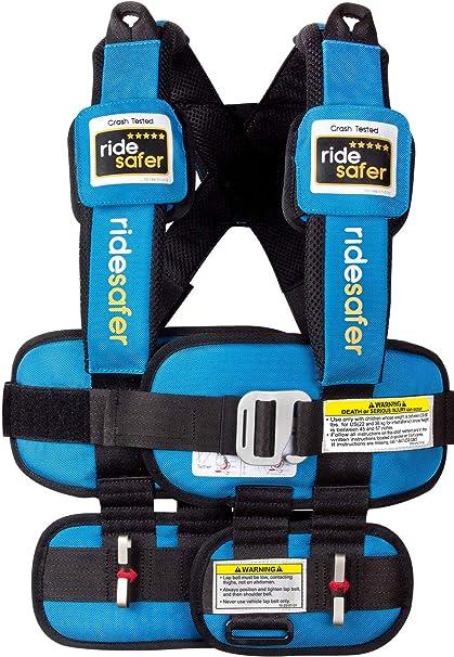 Ride Safer Travel Vest Gen 5 - Innovative Booster Alternative