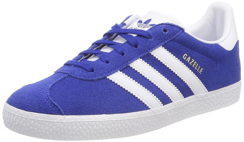 Adidas Gazelle, Hausschuhe de Deporte Unisex Adulto Blau (Reauni   Ftwbla   Ftwbla 000)
