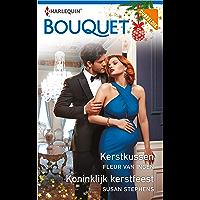 Kerstkussen ; Koninklijk kerstfeest (Bouquet Book 4009)