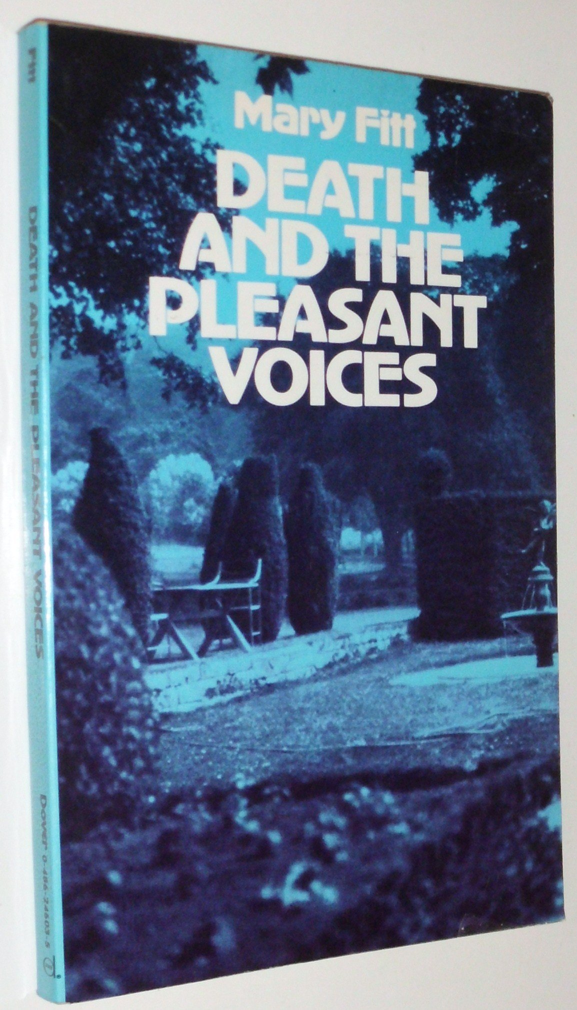 Death and the Pleasant Voices (Detective Stories), Fitt, Mary