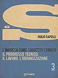 L'impresa come soggetto storico. Il progresso tecnico, il lavoro, l'organizzazione – Vol. 3 (Economia e finanza - goWare)