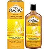 Tio Nacho Natural Lightening and Volumizing Shampoo with Royal Jelly and Chamomile, 14 Ounces